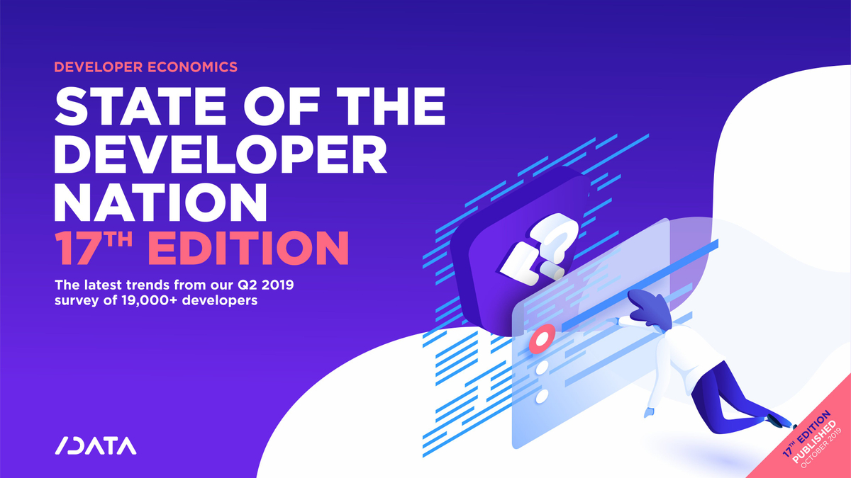 State of Developer Nation 17th Edition Cover